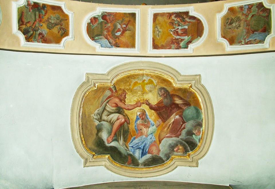 Cappella della Madonna del Rosario, Lemna