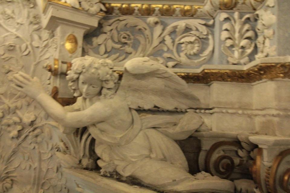 Restauro Cappella del Rosario – Chiesa della Beata Vergine in Careno di Nesso (Co)
